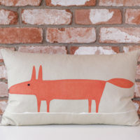 Moyseys-Fox Cushions