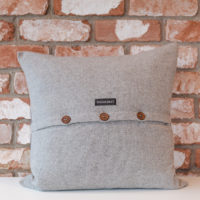 Moyseys-grey-button-cushion
