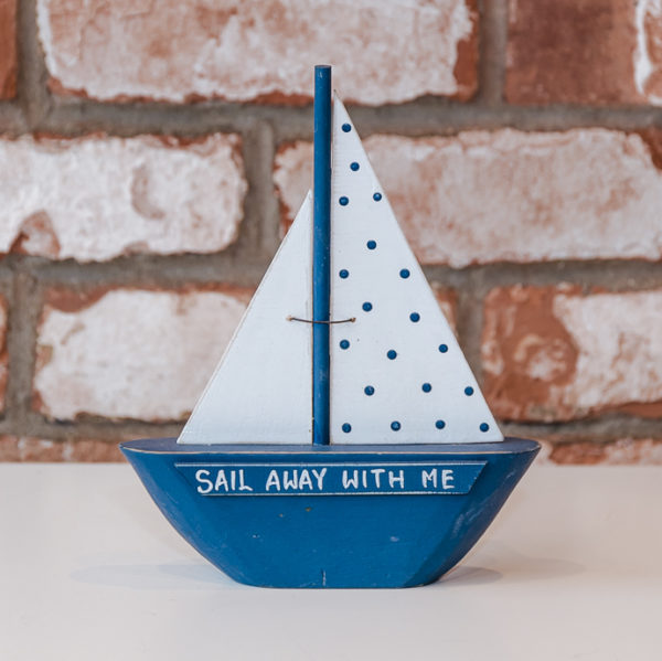 Sail away sail boat