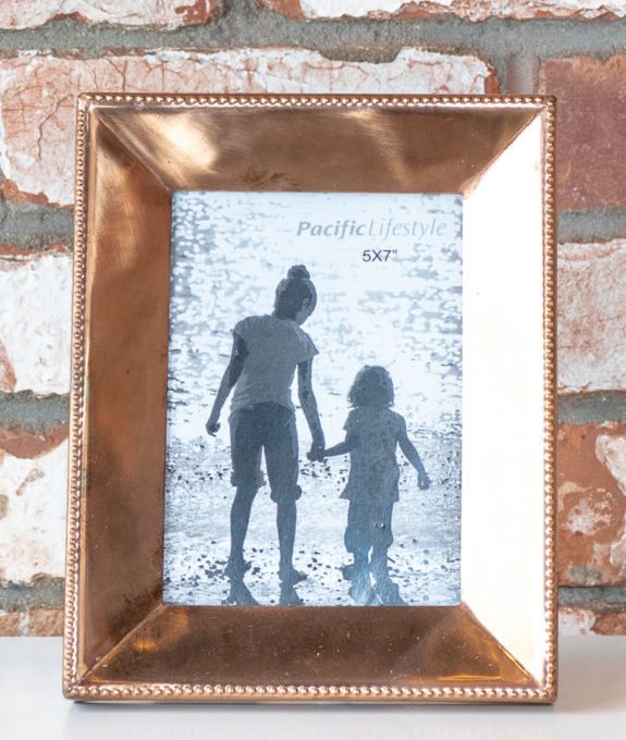 Copper Picture frame