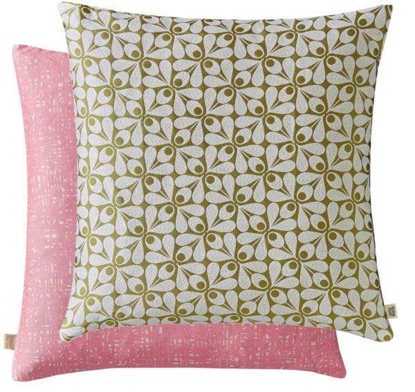 Acorn Cup Moss cushion