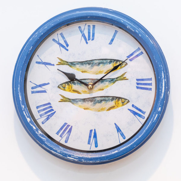 Mackeral clock